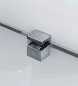 Shelf Support for Wood and Glass - Kristal