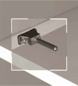 Shelf Support for Wood and Glass - Triade Maxi