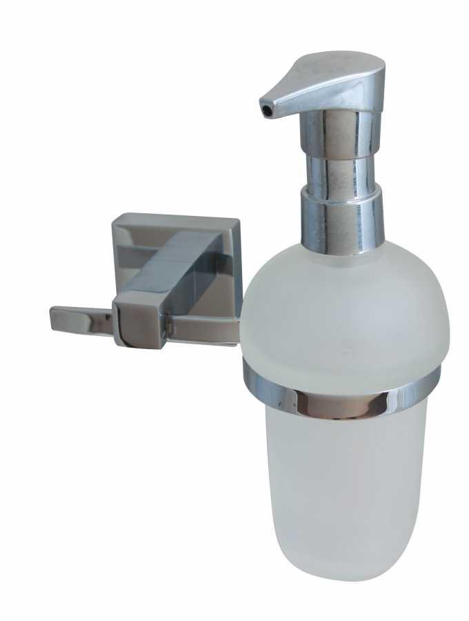 Kare Sıvı Sabunluk Kod: 11461