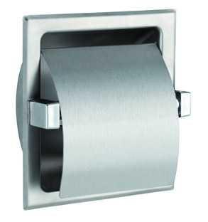 Sıva Altı Tekli Tuvalet Kağıtlık Kod: 9265