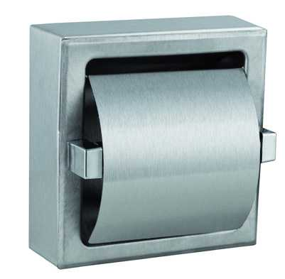 Sıva Üstü Tekli Tuvalet Kağıtlık Kod: 9260