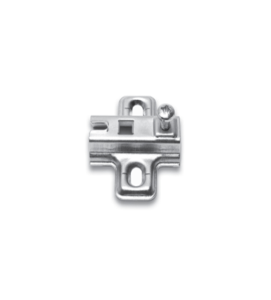 Hinges for Screw Fixing - Mounting Plates 404015